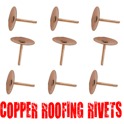 Copper Roofing Strips 150mm Slate Roof Tingle Moss