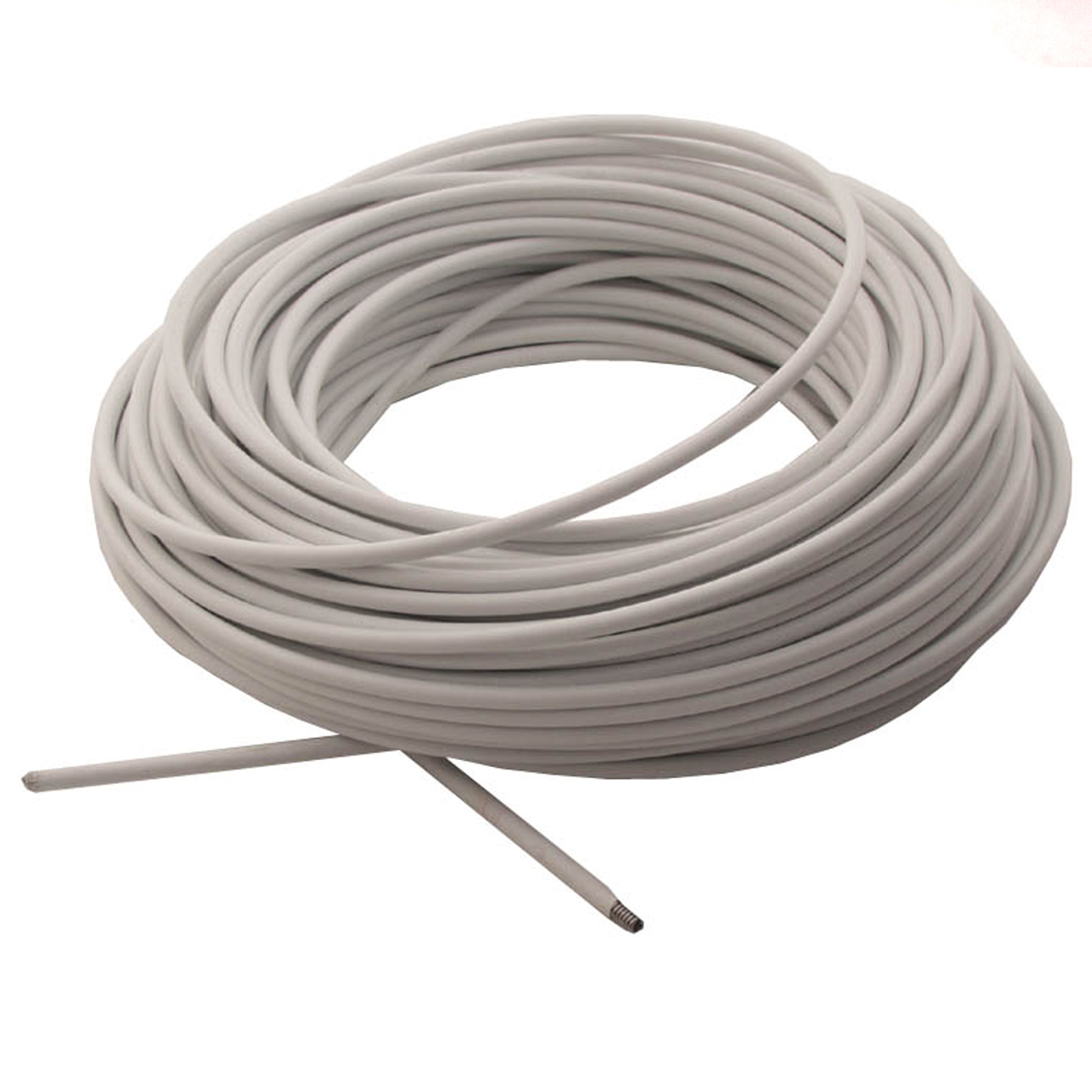 White Curtain Wire Perfect for net curtains/ light weight curtains ...