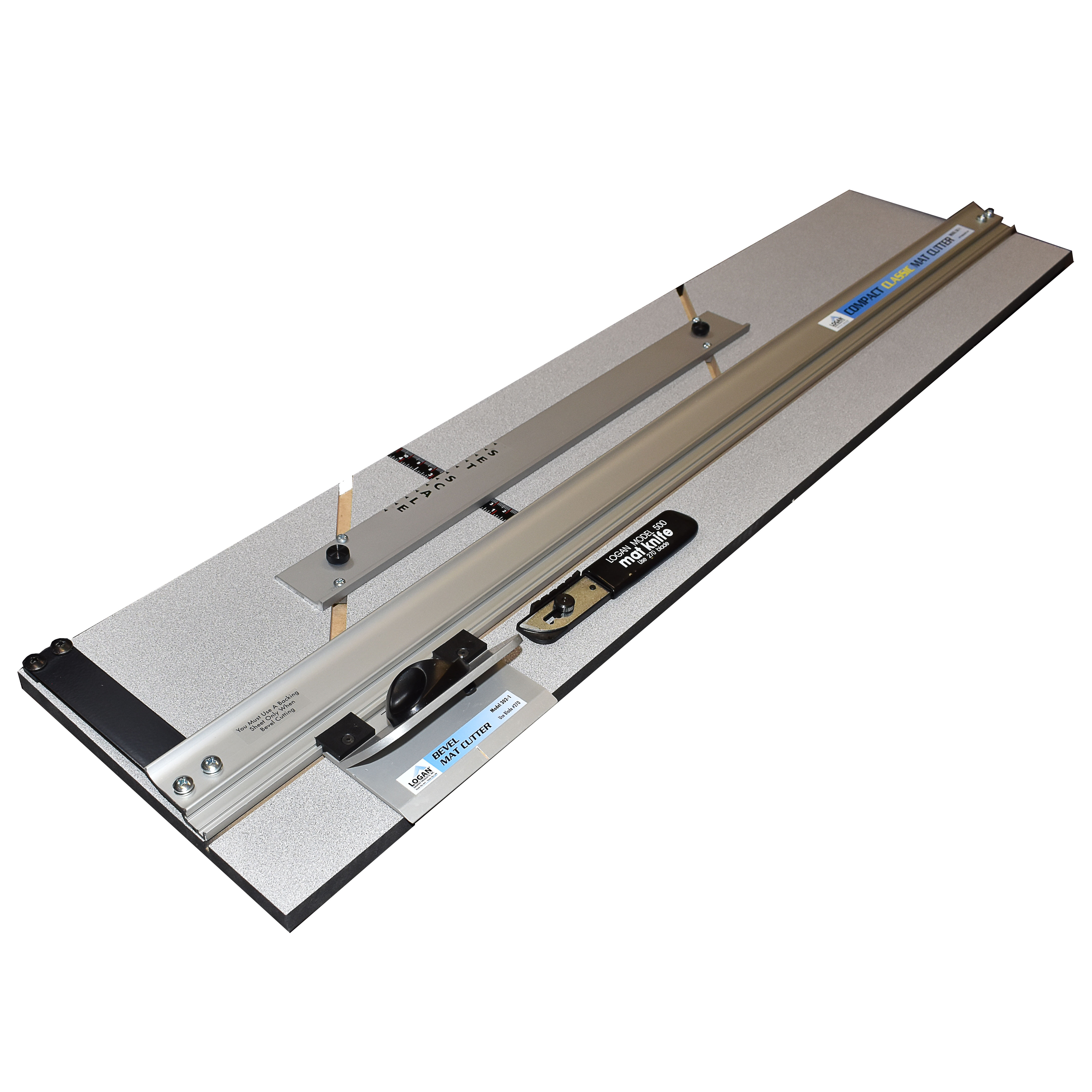 "Logan 301-1 Compact Classic 32/"" Mat Cutter"
